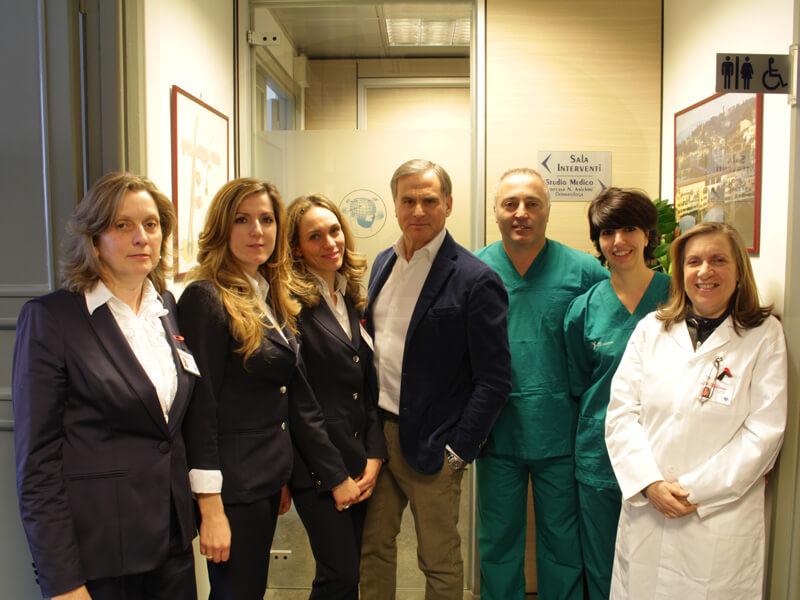 Staff medi center